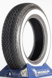 165R15 86V TL Michelin XAS N0 40mm Weißwand