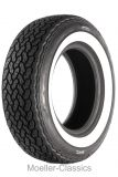 205/70R14 89W TL Michelin XWX 40mm Weißwand